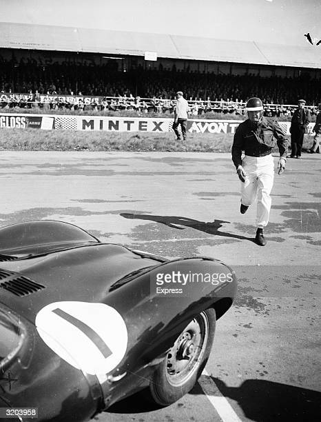 Mike hawthorn foto e immagini stock getty images for Moss motors used cars airport