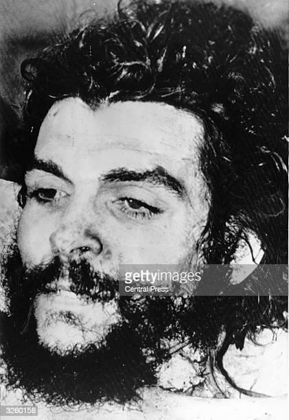Ernesto 'Che' Guevara Argentinian communist revolutionary leader shortly after death