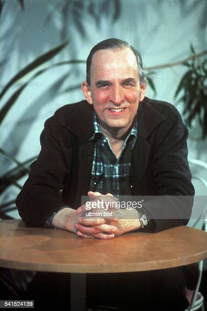 Regisseur Schweden Porträt um 1980
