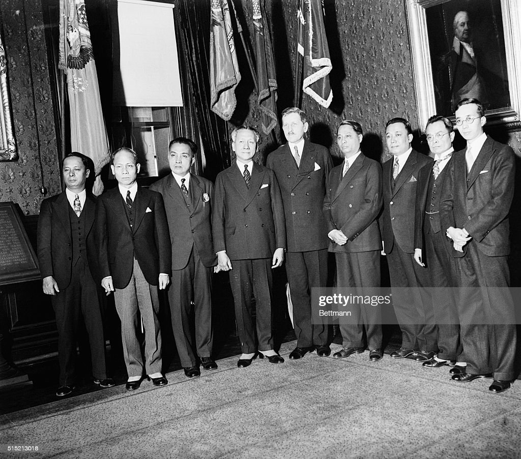 1/4/1932Washington DC Sent to this country to confer with government officials relative to Philippine independence the Philippine Legislative...