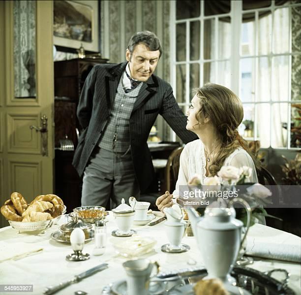 DIA*Schauspieler Dmit Doris Kunstmann in dem Film 'Cecile' Regie Dagmar Damek 1977
