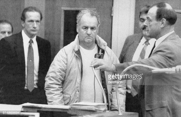 1/5/90Rochester New York Arthur Shawcross is charged with eight counts of murder 1/5 in Rochester in city court Shawcross is a suspect in a string of...