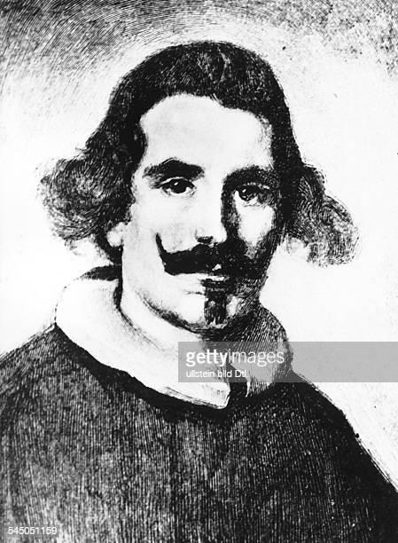 *15991660Bildender Künstler Maler SpanienSelbstbildnis