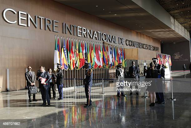 15th Francophonie summit kicks off with the participation of 35 heads of state in Dakar Senegal on November 29 2014 The Francophonie summit comes as...