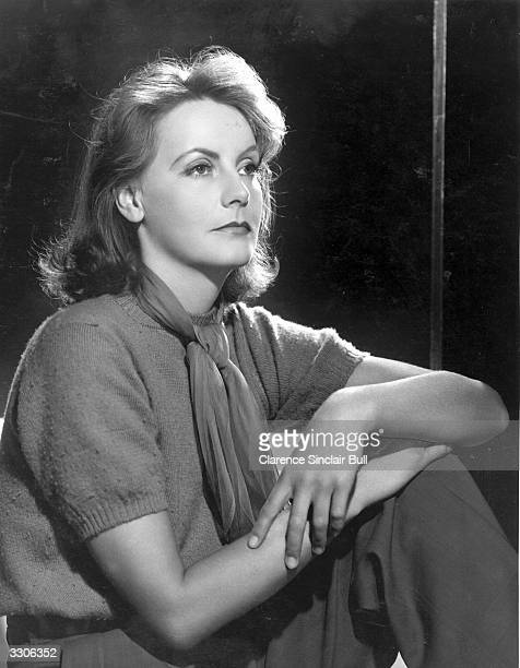 Swedishborn US actress Greta Garbo stage name of Greta Lovisa Gustafsson