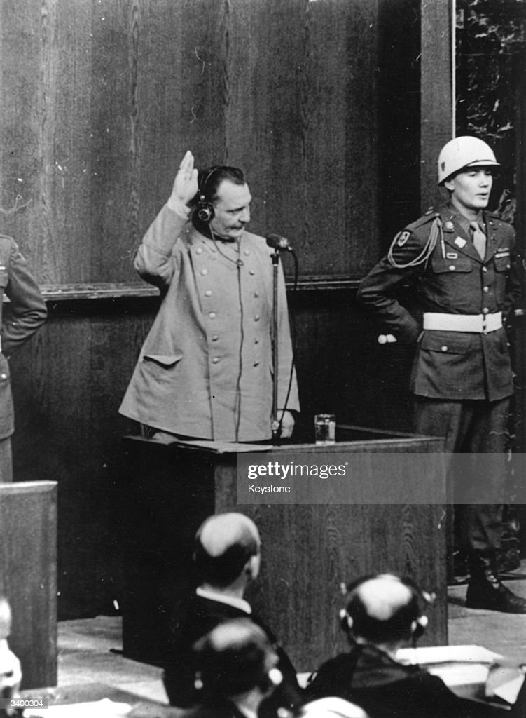 the details of the infamous trial at nuremberg One of the dangers ever present is that this trial may be protracted by details of   there were the infamous nuremberg decrees of september 15, 1935.