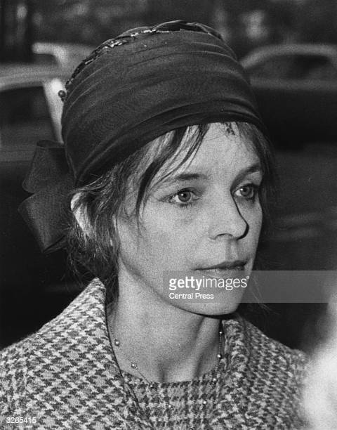 Veronica Lucan Countess of Lucan wife of the missing Earl Lord Lucan who disappeared following the murder of their nanny