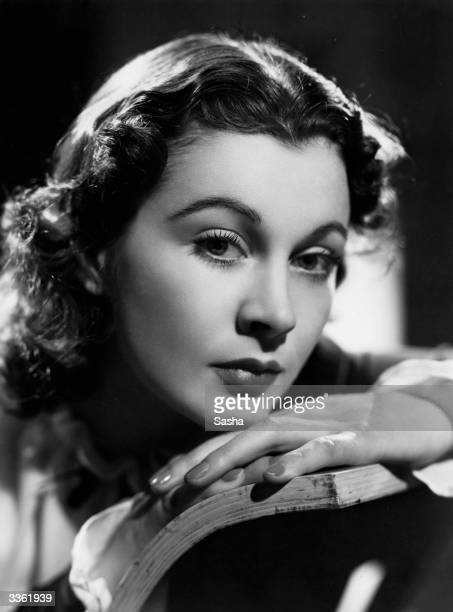 British actress Vivien Leigh as she appeared in the play 'Serena Blandish' at the Gate Theatre in London