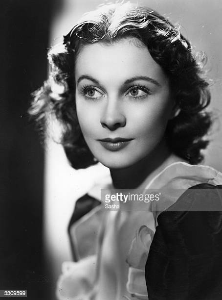 Vivien Leigh formerly Vivien Hartley the British leading lady who was for many years the wife of Laurence Olivier