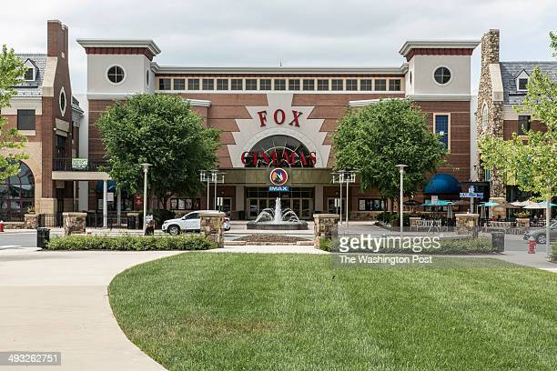 Fox Cinemas at Brambleton on May 16 2014 in Ashburn Virginia