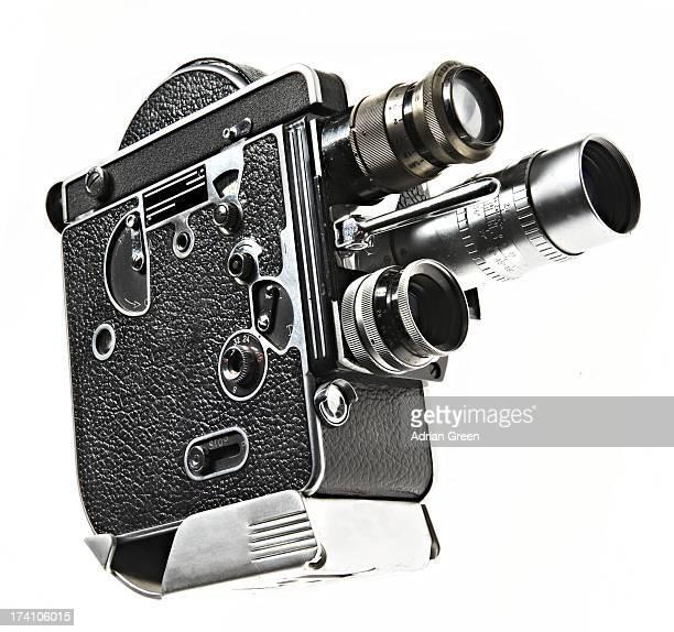 16mm movie camera