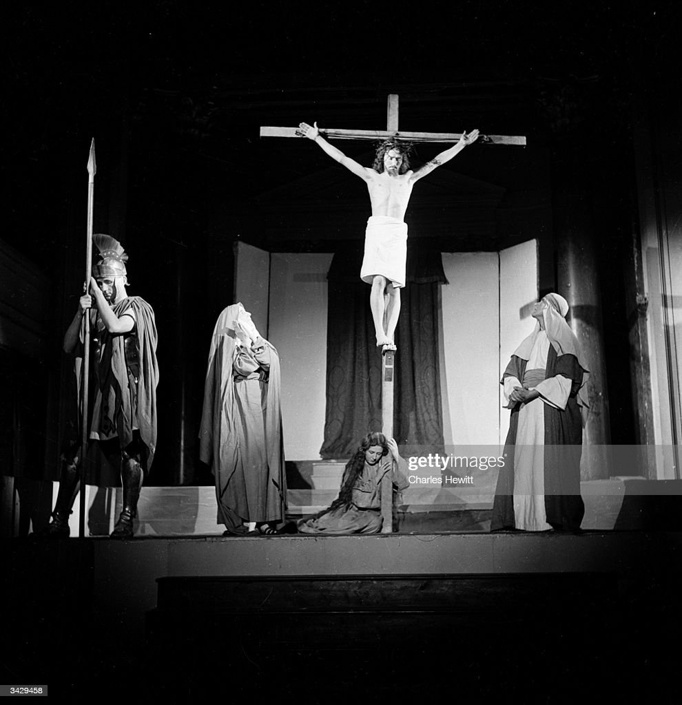 passion play pictures getty images