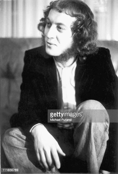 Noddy Holder of Slade portrait London 16th DEcember 1972