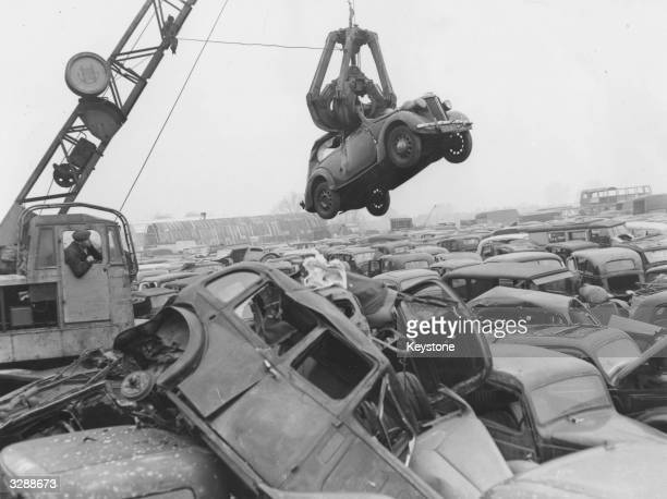 Auto salvage yards in chicago