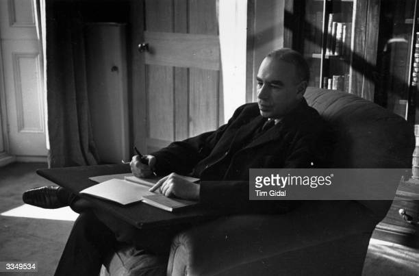 British economist John Maynard Keynes who wrote many important books on various economic structures and was highly influential His ideas are still...