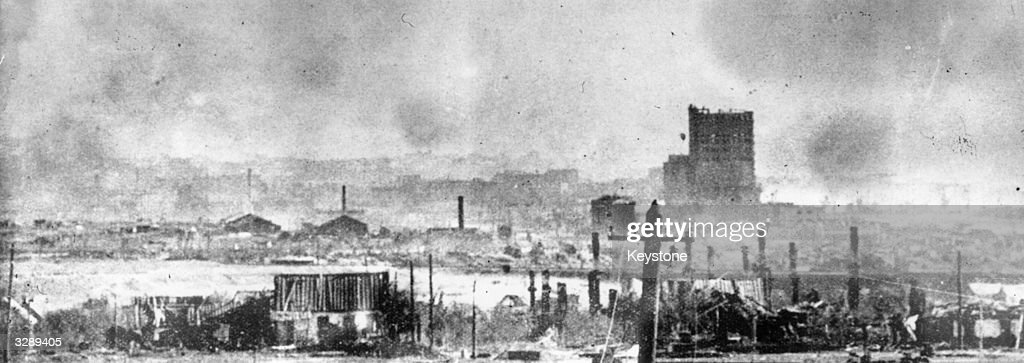 An industrial suburb of Stalingrad has been converted into a mighty fortress by the courage of the military and civilian defenders of the city They...