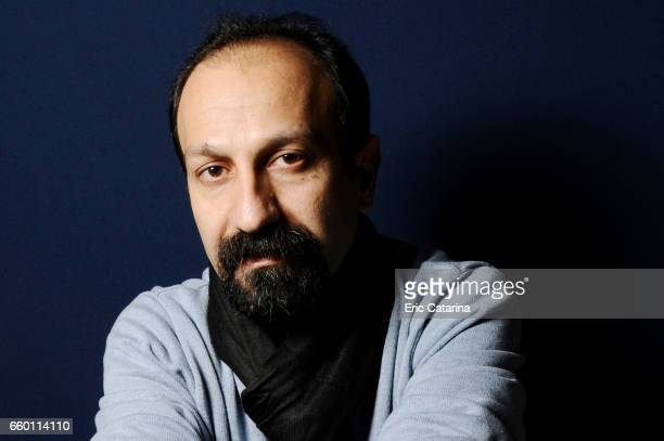 Director Asghar Farhadi is photographed for Self Assignment on February 17 2011 in Berlin Germany