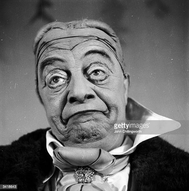 British stage comedian Leslie Henson will be playing Toad in 'The Wind In The Willows' at Cardiff Original Publication Picture Post 6352 New...