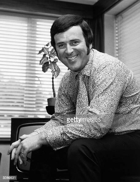 The Irish television and radio presenter Terry Wogan