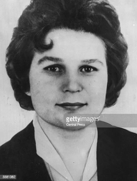 Russian astronaut Valentina Tereshkova the first woman in space
