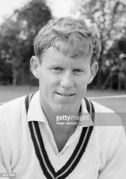 Robert Graeme Pollock one of the South African test team