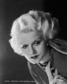 American actress and 'blonde bombshell' Jean Harlow