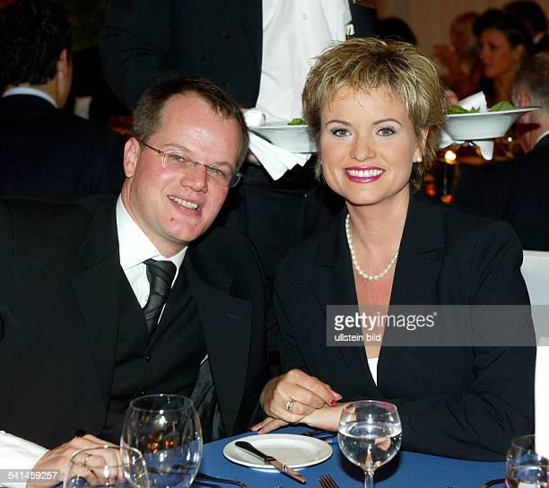 Journalistin Moderatorin Dmit Ehemann Anton Voglmaier Rechtsanwalt