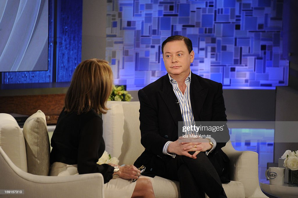 Author and lecturer Andrew Solomon appears on KATIE, distributed by Disney-ABC Domestic Television. (Photo by Ida Mae Astute/ABC via Getty Images) KATIE