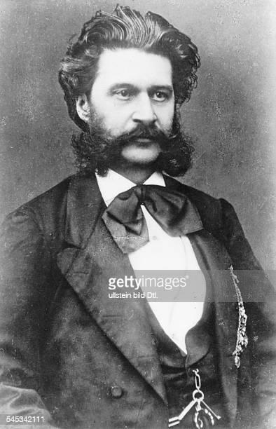 *18251899Musiker Komponist ÖsterreichPorträt um 1880