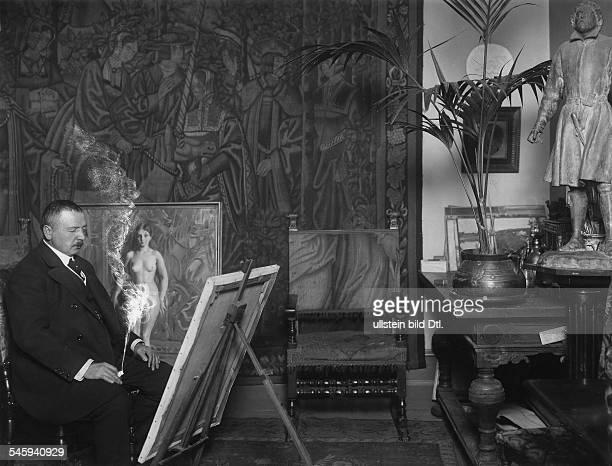 18601920Bildender Künstler Maler Bildhauer SchwedenPorträt veröff Dame18/1913Foto A Blomberg