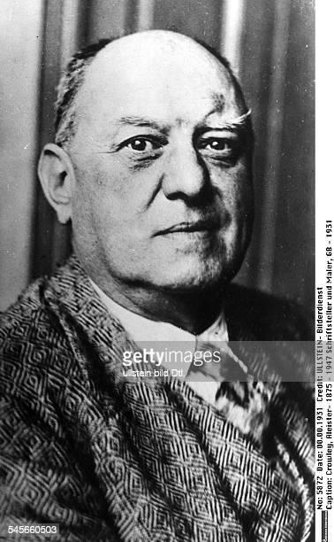 18751947Bildender Künstler Schriftsteller Maler GBPorträt 1931