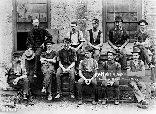 1890s 1900s GROUP OF 11...