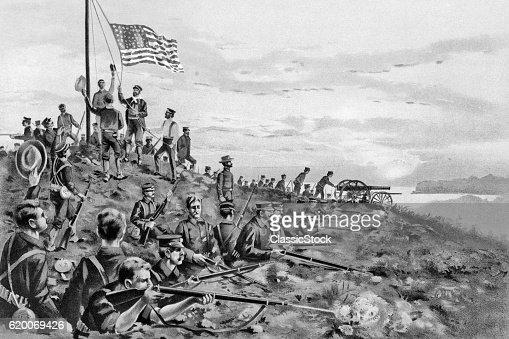 1890s JUNE 10 1898 SPANISH...