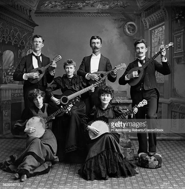 1890s TURN OF THE CENTURY...