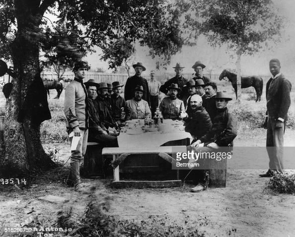 United States Volunteers - Spanish American War