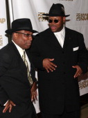 18th annual ASCAP Rhythm Soul Music Awards in Beverly Hills United States on June 27 2005 Terry Lewis and Jimmy Jam at the 18th Annual ASCAP Rhythm...
