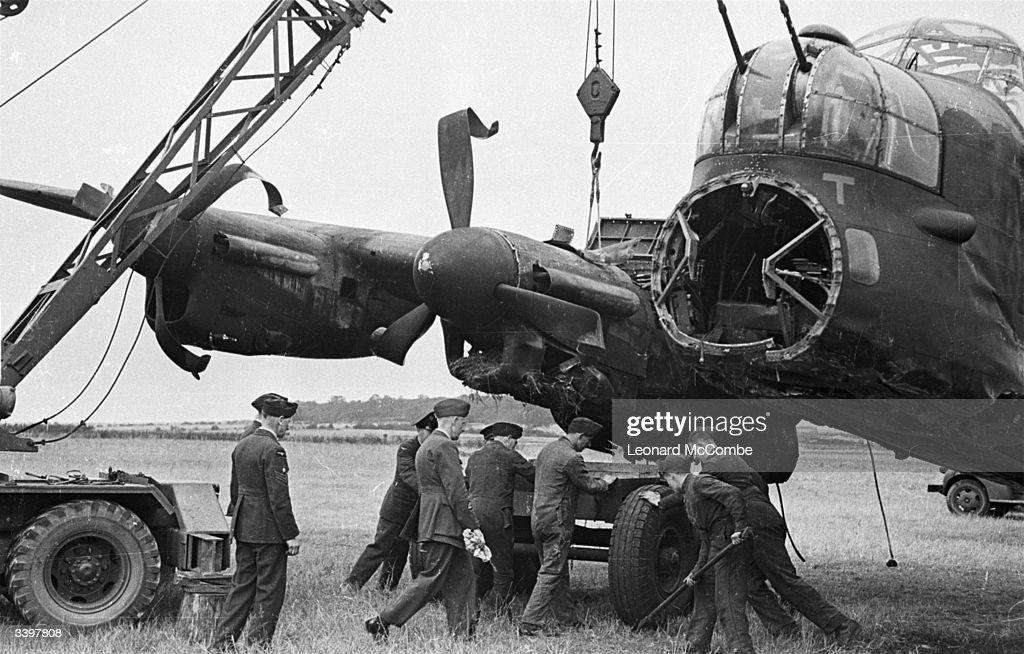 bomber crash related keywords - photo #7