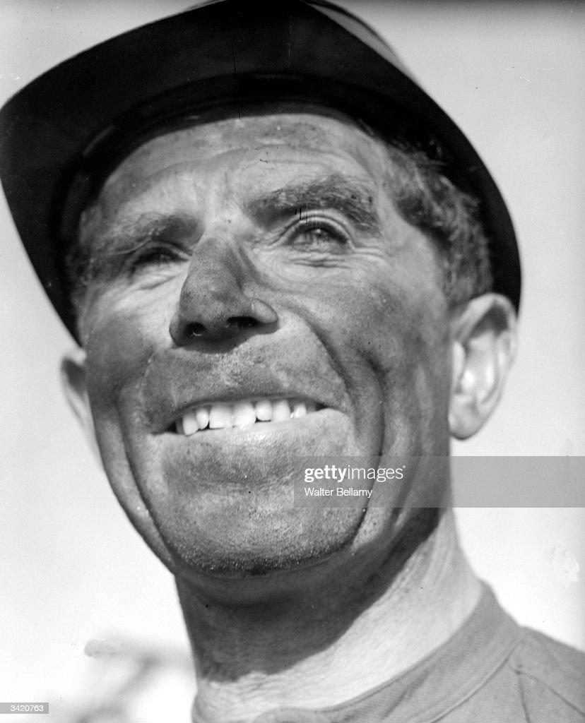 Tom Shipwright, a coal miner.