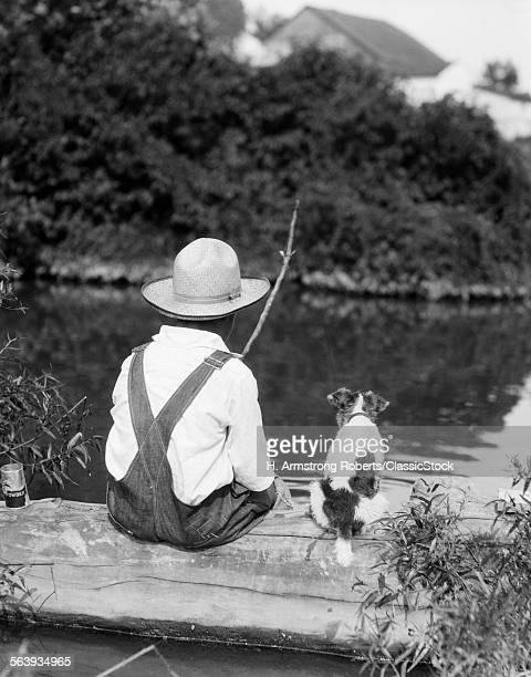 1920s 1930s FARM BOY...