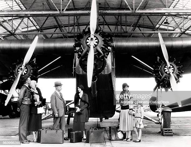 1920s 1930s GROUP OF...
