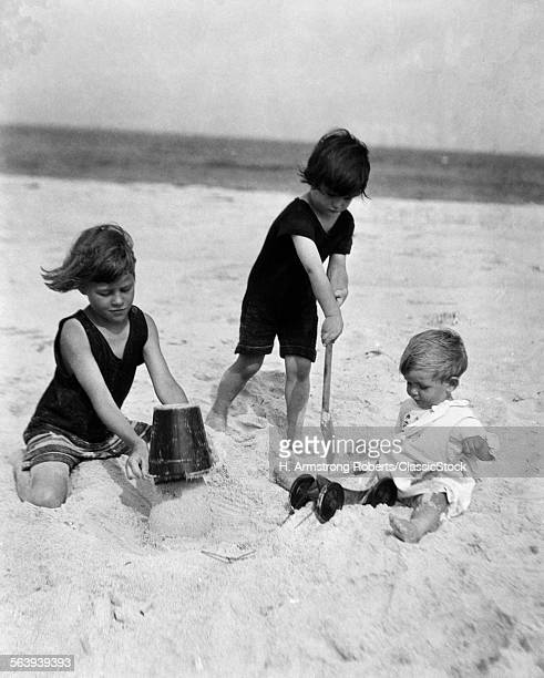 1920s CHILDREN KIDS 3...