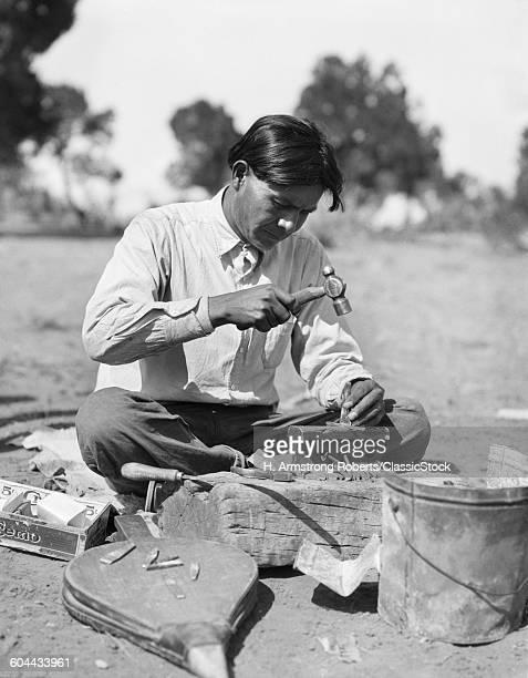 1920s NATIVE AMERICAN.