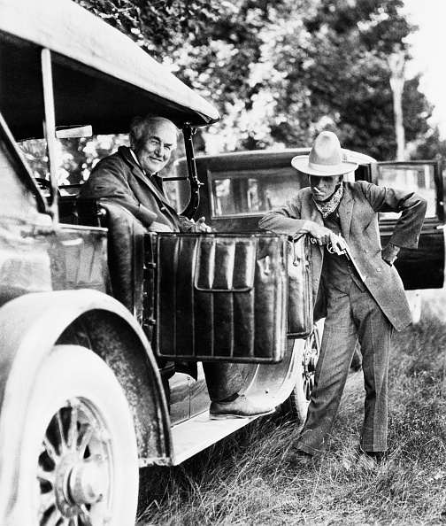 Henry ford founder of ford motor company stock photos and for Ford motor company credit card