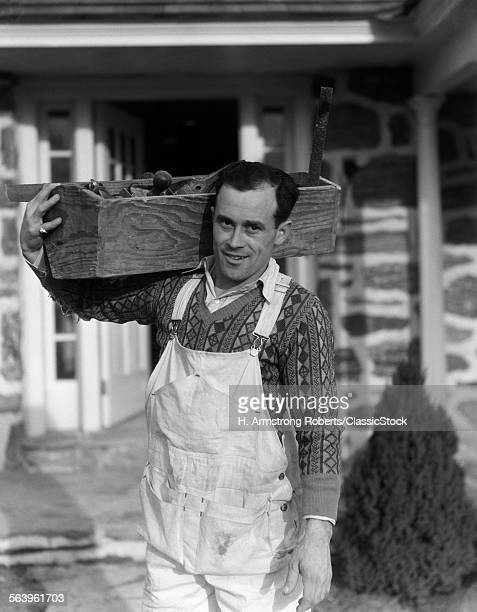 1930s 1940s CARPENTER...