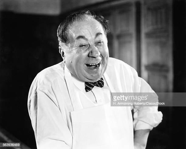 1930s 1940s LAUGHING MAN...