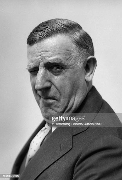 1930s 1940s PORTRAIT OF...