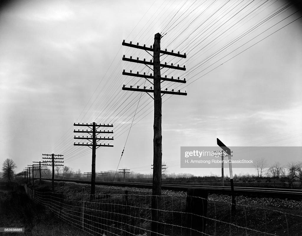 1930s 1940sELEGRAPH AND...