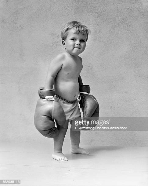 1930s BABY BOY TODDLER...