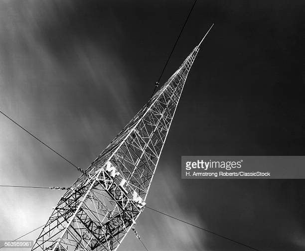 1930s WLW RADIO AERIAL...