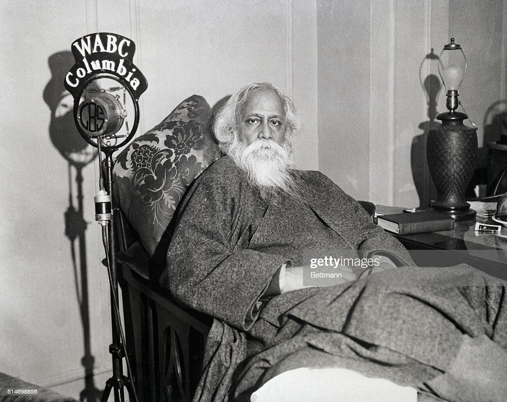 rabindranath tagore stock photos and pictures getty images 1930sir rabindranath tagore famed poet of